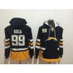 NFL San Diego Chargers #99 Joey Bosa Navy Blue All Stitched Hooded Sweatshirt