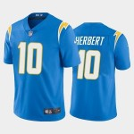 Youth Nike Chargers #10 Justin Herbert Light Blue 2020 NFL Draft First Round Pick Vapor Untouchable Limited Jersey