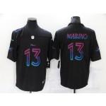Miami Dolphins #13 Dan Marino Black City Edition Limited Jersey