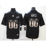 NFL Philadelphia Eagles #86 Zach Ertz Black Statue Of Liberty Limited Jersey