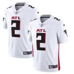 NFL Falcons Ryan #2 white ATL Jersey