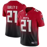 NFL Falcons Gurley II #21 red-black ATL Jersey