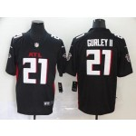 NFL Falcons Gurley II #21 black ATL Jersey