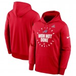 Nike Buffalo Bills Red 2020 AFC East Division Champions Trophy Collection Pullover Hoodies