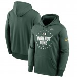 Nike Green Bay Packers Green 2020 NFC North Division Champions Trophy Collection Pullover Hoodies
