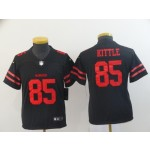 NFL Youth San Francisco 49ers Bosa #97 Grey Inverted Legend Jersey