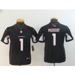 NFL Youth Arizona Cardinals Kyler Murray #1 black Jersey