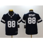 NFL Youth Dallas Cowboys Dez Bryant #88 blue Jersey