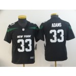 NFL Youth New York Jets Jamal Adams #33 black 2019 Jersey