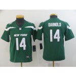 NFL Youth New York Jets Sam Darnold #14 Green 2019 Jersey