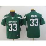 NFL Youth New York Jets Jamal Adams #33 Green 2019 Jersey