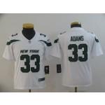 NFL Youth New York Jets Jamal Adams #33 White 2019 Jersey