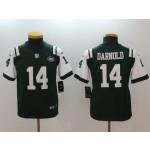 NFL Youth New York Jets Sam Darnold #14 Green Jersey