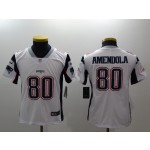 NFL Youth New England Patriots Amendola #80 white Jersey