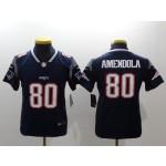 NFL Youth New England Patriots Amendola #80 blue Jersey