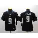 NFL Youth Philadelphia Eagles Foles #9 Black Jersey