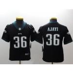 NFL Youth Philadelphia Eagles Ajayi #36 Black Jersey