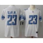 NFL Detroit Lions #23 Darius Slay Jr White Vapor Untouchable Limited Jersey