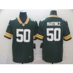 NFL Packers #50 Blake Martinez Green Vapor Untouchable Limited Jersey