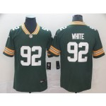 NFL Packers #92 Reggie White Green Vapor Untouchable Limited Jersey