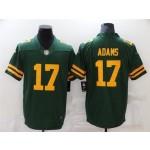 Green Bay Packers #17 Davante Adams Alternate Green Vapor Limited Jersey