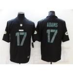 Green Bay Packers #17 Davante Adams Black Vapor Impact Limited Jersey