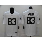 Nike Raiders #83 Darren Waller White Vapor Untouchable Limited Jersey