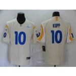 NFL Rams #10 Cooper Kupp Cream 2020 New Vapor Untouchable Limited Jersey