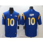 NFL Rams #10 Cooper Kupp Royal 2020 New Vapor Untouchable Limited Jersey