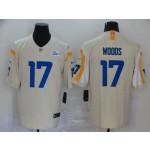 NFL Rams #17 Robert Woods Cream 2020 New Vapor Untouchable Limited Jersey
