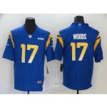 NFL Rams #17 Robert Woods Royal 2020 New Vapor Untouchable Limited Jersey