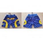 NFL Rams Royal blue Shorts