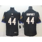 NFL Ravens #44 Marlon Humphrey Black Vapor Untouchable Limited Jersey