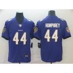 NFL Ravens #44 Marlon Humphrey Purple Vapor Untouchable Limited Jersey