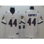 NFL Ravens #44 Marlon Humphrey White Vapor Untouchable Limited Jersey