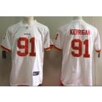 NFL Washington Redskins #91 Ryan Kerrigan White Vapor Untouchable Limited Jersey