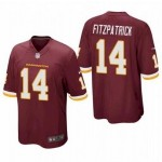 Nike Washington Redskins #14 Ryan Fitzpatrick Red Vapor Untouchable Limited Jersey
