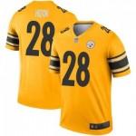 Nike Steelers #28 T.Y. Hilton Gold Men's Stitched NFL Limited Inverted Legend Jersey