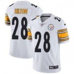 Nike Steelers #28 T.Y. Hilton White Vapor Untouchable Player Limited Jersey