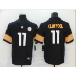 NFL nike steelers #11 chase Claypool black vapour untouchable limited jersey