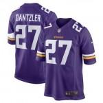 Nike Vikings #27 Cameron Dantzler Purple Team Color Men's Stitched NFL Vapor Untouchable Limited Jersey
