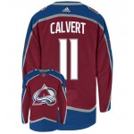 NHL Colorado Avalanche #11 Matt CALVERT Red Adidas Home Jersey