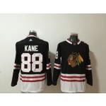 NHL Chicago Blackhawks #88 Patrick Kane Black New Alternate NHL Jersey