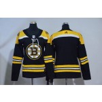 Women Boston Bruins Black adidas Jersey