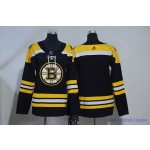 Youth Boston Bruins Black adidas Jersey