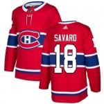NHL Montreal Canadiens Denis Savard #18 red adidas Jersey