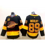 NHL Vancouver Canucks #89 Alexander Mogilny Black 50th Season Adidas Jersey