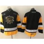 CHL Hamilton Bulldogs Black throwback Customized Jersey