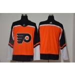 NHL Philadelphia Flyers Blank Orange 2021 Reverse Retro Jersey Adidas jersey