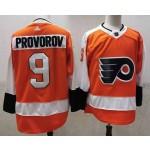 NHL Philadelphia Flyers #9 Ivan Provorov Orange New Adidas jersey
